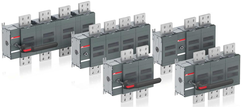 Выключатели нагрузки OT3200 OT4000