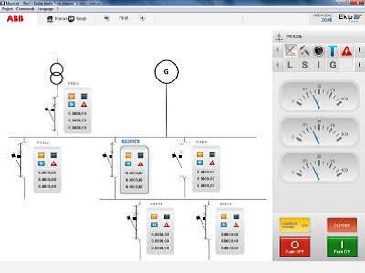 SCADA система Ekip View