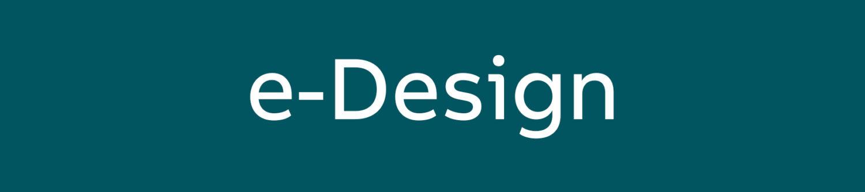 e-design cover